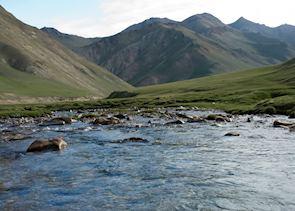 Tash Rabat, Kyrgyzstan