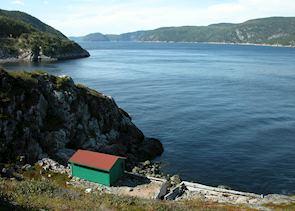 Saguenay Fjord, Québec