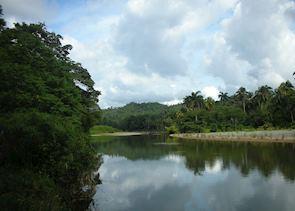 El Yunque National Park, Baracoa