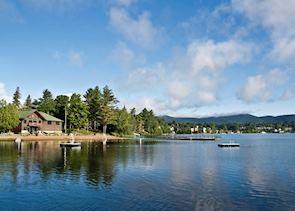 Lake Placid, New York State