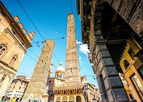 Torre Asinelli, Bologna