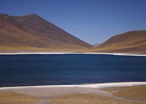 Altiplanic Lagoons, near San Pedro de Atacama