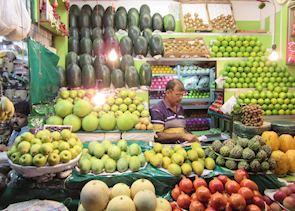 Market Calcutta