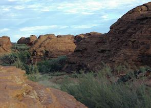Kings Canyon, The Red Centre