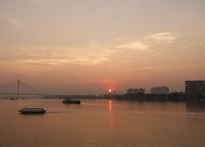 Sunset Calcutta