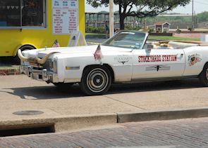 Local transportation, Fort Worth