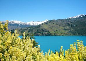 Lago General Carrera,Chile