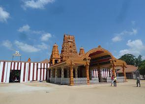 Nallur Temple, Jaffna, Sri Lanka