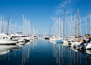 Yachts and sailboats, Saint-Tropez