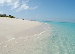 Unspoilt beaches of Fanjove Island,Songo Songo Archipelago
