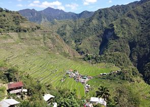 Batad rice terraces, Banaue