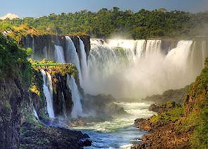 Iguazu, Parque Nacional Iguazu