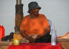 Phnom Penh fortune teller