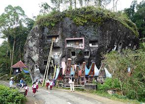 Lo'ko'Mata, Toraja