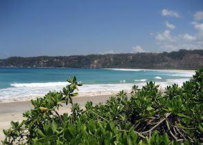 Beach near Sumba Nautil, Sumba