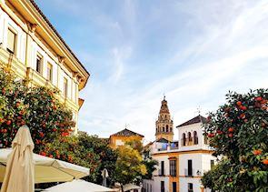 Old town, Seville