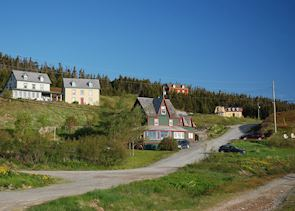 Fishers Loft Inn, Trinity Bay