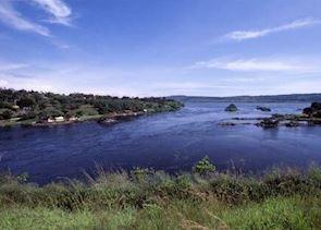 Source of the Nile, Jinja