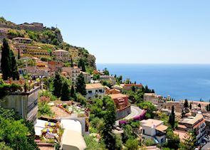 Castelmola, Taormina