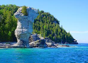 Fathom Five Marine Park, Ontario