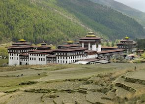 Royal Palace, Thimpu, Bhutan