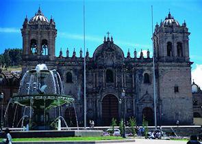 Cathedral, Plaza De Armas, Cuzco