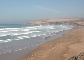 Souss Massa Coastline, Morocco