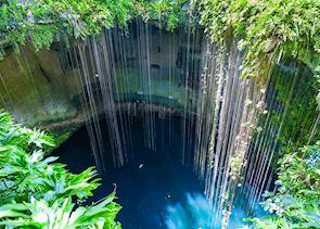 Sacred Cenote, Tulum