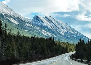 Icefields Parkway, Jasper National Park