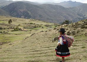 Amaru to Viacha trek, Sacred Valley, Peru