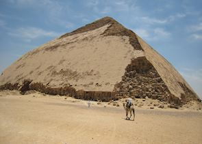 The Bent Pyramid, Dashur