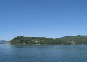 Lake Baikal, Listvyanka