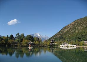 Black Dragon Pond Park, Lijiang