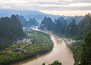 Li River, Yangshuo