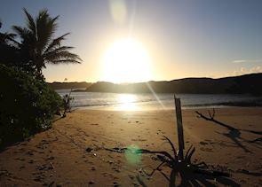 Manafiafy beach, Madagascar