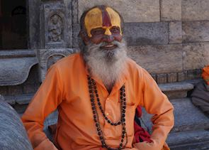 Holy Man, Pashupatinath
