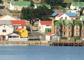 Stanley, The Falkland Islands