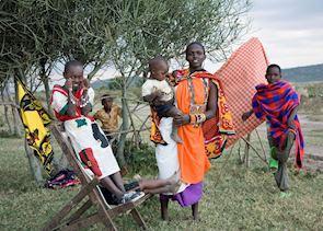 Me to We, Masai Mara