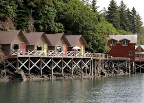 Halibut Cove, Homer