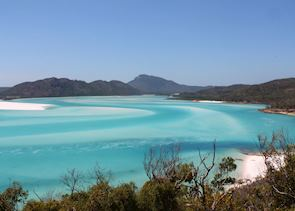 Ultimate Whitehaven Beach Hike, Hill Inlet & Lookout, Full Day Tour, Airlie Beach