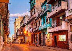 Havana Streets, Cuba