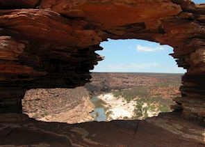 Natures Window, Kalbarri Gorge, Kalbarri National Park