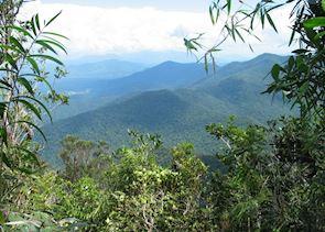 Maliau Basin, Malaysian Borneo