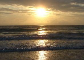 Sunset, Mayan Riviera, Mexico