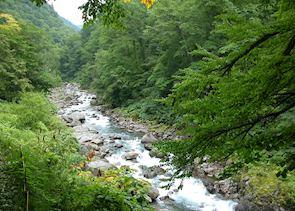 Tennikyo, Daisetsuzan National Park