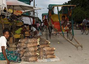 Market, Tulear (Toliara), Madagascar