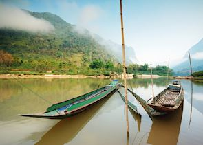 River journeys are the lifeblood of Laos