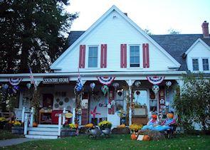 Country Store, Jackson, New Hampshire, USA