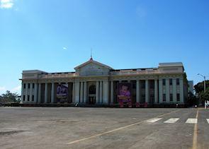 Palacio Nacional, Managua