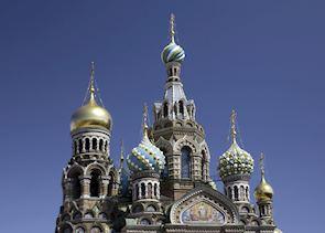 Church of the Saviour on Split Blood, St Petersburg, Russia